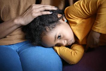 covid stress child