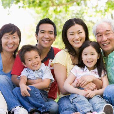 family gender